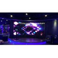 Cheap Full Color P4mm 1R1G1B Indoor LED Displays , Concert / Even Led Screen for sale