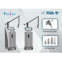 40W CO2 laser machine with fractional mode and cutting mode for any skin problem Manufactures
