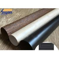 Doors Decoration PVC Furniture Film High Glossy With Matte Surface Manufactures