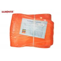 Color Code Duplex Webbing Polyester Lifting Sling 12T 20T Manufactures