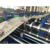 Cheap Single Chain Drive Cable Tray Roller Making Machine / Roll Forming Machinery for sale