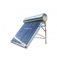compact pressurized solar water heater Manufactures