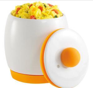ceramice microwave egg cooker  Egg-Tastic Manufactures