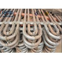 China High Integrity Tubular Heat Exchangers Cooling Coils Superheater And Reheater on sale
