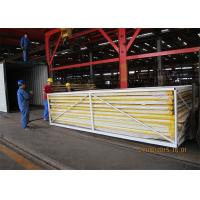 SINOTRUK Insulated Refrigerated Truck CKD Panels -18℃ For Refrigerator Truck Manufactures
