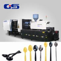 Rotary Table Automatic Disposable Plastic Spoon Making Machine Bijection Structure Manufactures