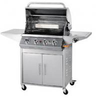 Professional Stainless Steel Outdoor Gas Barbecue Grills CE Certification