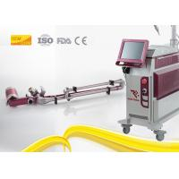 Skin Rejuvenation Tattoo Removal Device Stationary Style 85kg Net Weight Manufactures