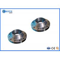 Buy cheap Inconel 601 Forged Weld Neck Pipe Flanges UNS N06601 DIN,ANSI,ASME,JIS,GB from wholesalers
