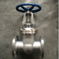 Z41W-25P GB Metal Gate Valve ,  Flange Gate  3 Inch Stainless Steel Gate Valve Manufactures