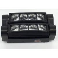 8 Eyes 3W RGBW Spider Beam Moving Head Light Strobe Speeds Variable Speed Manufactures
