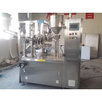 Cheap Siemens Touch Screen Control Tube Filling Sealing Machine For Alu Tube for sale