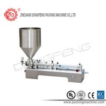 Liquid Filler / Water Bottle Filling Machine For Shampoo / Perfume Packing, paste filler Manufactures