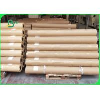 China 45gsm 60gsm 70gsm 62 Inch 65 Inch White CAD Plotter Paper Roll For Garment on sale