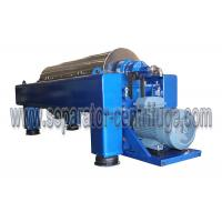 New Designed Industrial Scale Drilling Mud Centrifuge with SS wet parts Manufactures