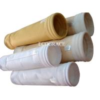 Good quality Waste Incinerator Plant Staple Fibre PPS Filter Bag For Air Dust Collector D 160 * L 6000 Manufactures