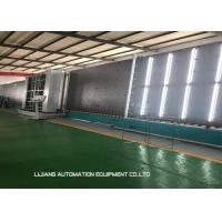 Hydraulic Insulating Glass Line 300*500 Millimeter Min Size With Speed Change Device