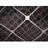 WICCO System SNS steel tecco mesh wire rope Net slope stabilization Manufactures