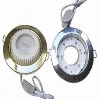 China GX53 Ceiling Lamp Base, Made of Plastic/Metal Material on sale