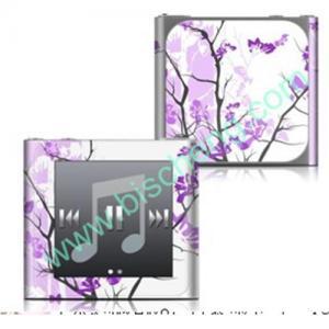 IPod Nano 6 Skin stickers Manufactures