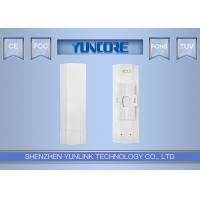 1000mW 2.4 GHz Outdoor CPE , Point To Multipoint / Point To Point Wireless Bridge Outdoor Manufactures
