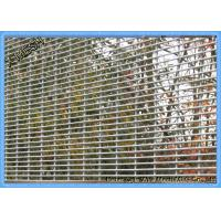 Security 358 High Security Fence Glavnized And Electrostatic Polyester Powder Coated Manufactures