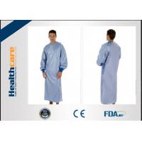 Customized Disposable Surgical Gowns PP/SMS/SMMS Colorful Uniform With CE/ISO/FDA Manufactures