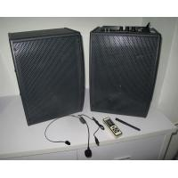 Black Digital Wireless Stereo Speakers For Education Classroom And Theater Manufactures
