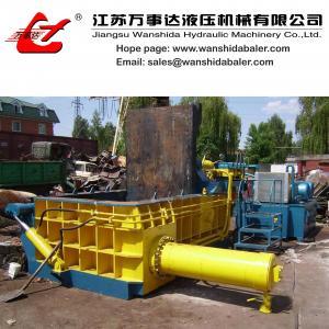China Copper scrap balers on sale