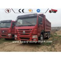 China 2 Hand Sinotruk 5 Yard 10 Wheel Heavy Dump Truck 20 Ton 30 Ton 6x4 Tipper Trucks on sale