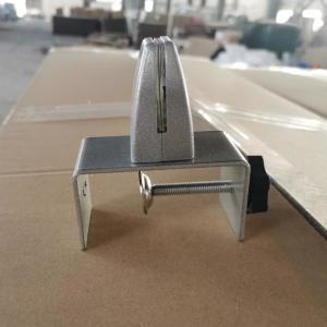 Multi Directional 0.4Kg 118mm Adjustable Table Clamp Manufactures