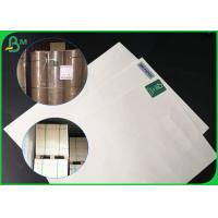 Waterproof 100gsm 120gsm 140gsm 160gsm Glossy PE Coated Paper For Food Packages Manufactures