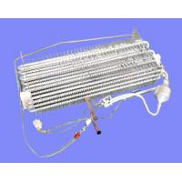 Economical defrost heater finned evaporator / refrigerator freezer parts Manufactures