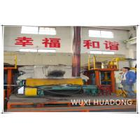 Red Copper Billet Vertical Continuous Casting Machine Single Strand Manufactures