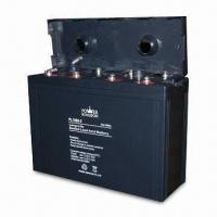 2V Telecom Battery, 3,000Ah Capacity, Used for Electric Power Equipment Manufactures