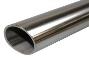 Alloy Steel Pipe EN10216-2 15NiCuMoNb5-6-4 Round Seamless Boiler Tubes Large Diameter Size Manufactures