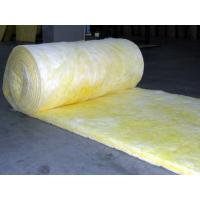 China Thermal and acoustic insulation glass wool on sale