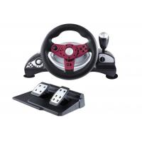 Buy cheap Multi-platform Video Game Steering Wheel for PS4 / PS3 / PC ( X-INPUT ) / XBOX from wholesalers