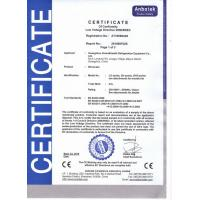 Guangzhou Green&Health Refrigeration Equipment Co.,Ltd Certifications