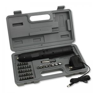 "Professional 41PCS 1/4"" Cordless Screwdriver Set with Screw Bit Sets / Sockets Set /  Mini Electric Drill Manufactures"