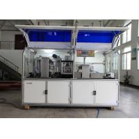 Automatic Card Punching Machine Layout 3x7/3x8 For ISO Standard Cards , High Productivity Manufactures