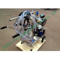 Cheap Hand Operated Mobile Milking Machine Household Cows Milking for sale