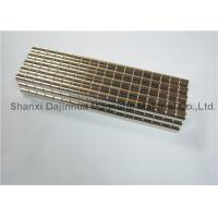 NdFeB Magnetizing super strong magnets Hign Coercivity Corrosion Resistance