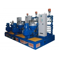 Automatic Disc Stack Centrifuge 3 Phase Marine Oil Separator Unit Manufactures