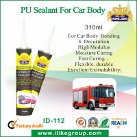 High Strength Clear Polyurethane Adhesive Sealant , PU Sealant For Car Body Manufactures