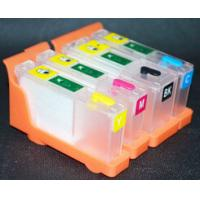 refillable Ink Cartridge 53601-53604 for Bravo 4101 and 4102 Publishers and Bravo 4100 auto Printers with chip Manufactures