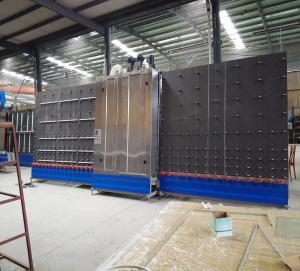 China Vertical Automatic  Low-E Glass Washing&Drying Machine,Low-e Glass Washer,Vertical Insulating Glass Washing Machine on sale