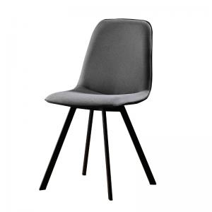 Fabric Heat Transfer Ral 890 Mm Ergonomic Dining Chair Manufactures