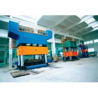 Sheet Metal Stamping Press Machine , 2500 Ton Four Pillar Hydraulic Press Manufactures