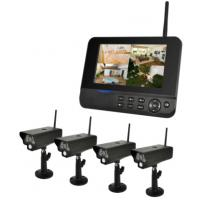 Real Time Indoor Digital Security Camera Systems Wireless CCTV Camera System Manufactures